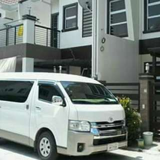 FOR SALE GL GRANDIA VAN 2015 MODEL