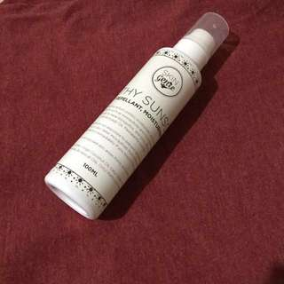 Skin Genie Healthy Sunscreen with Insect Repellant, Moisturizer, with spf75