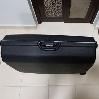 samsonite 33inch hard shell luggage