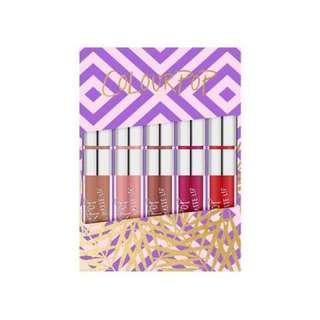 [Authentic] Colourpop Foxy Mini Matte Lip Kit