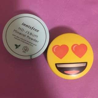 韓國購入 Innisfree控油蜜粉