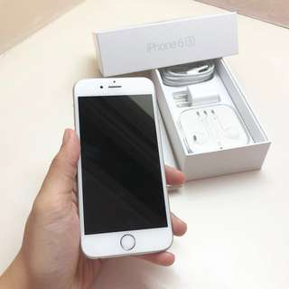 iPhone 6S 64GB Silver - OPENLINE
