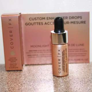 Custom Enhancer Drops TRAVEL SIZE 2.8ml - Moonlight BRAND NEW & AUTHENTIC (NO OFFERS)