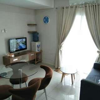 Sewa Apartemen Cosmo Terrace diatas mall Thamrin City