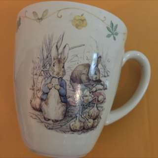 彼德兔杯 Peter rabbit cup