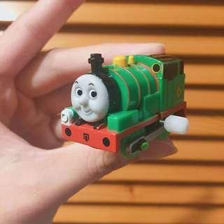 限量扭蛋-湯瑪士小火車車頭綠色款