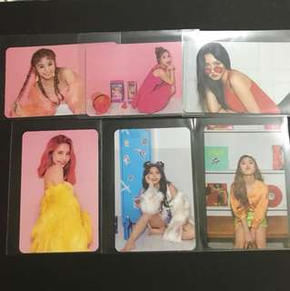 Mamamoo Melting Photocard