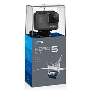 GoPro - HERO5 Black 4K Ultra HD Camera