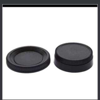 Nikon Rear Lens and cover