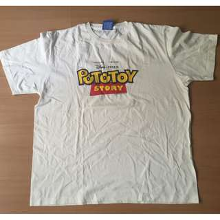 White T-Shirt for Men by Spoofs (Authentic)
