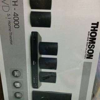 Thomson 5.1 home theater