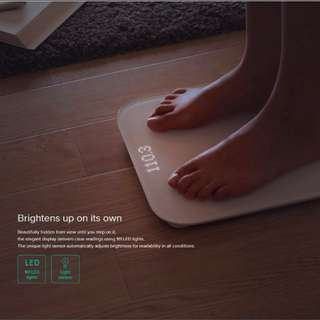 Xiaomi Smart Weighing Scale (Brand New!!)