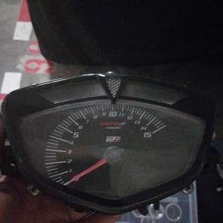Spark koso meter