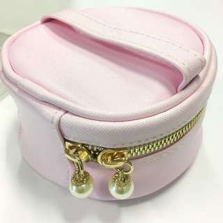 ETUDE HOUSE Pink Cosmetic Pouch