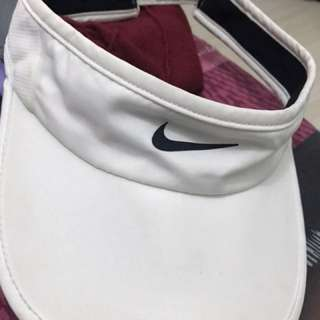 Nike sunvisor
