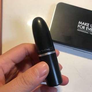 Mac Matte Lipstick Chilli