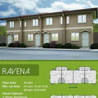 Ravena townhouse @ Camella cielo