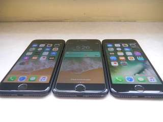 IPhone 7_128/256Gb_S'pore Official Set_Not Recond