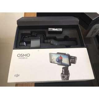 📣降價‼️ OSMO Mobile大疆靈眸 手持穩定器 原廠黑色