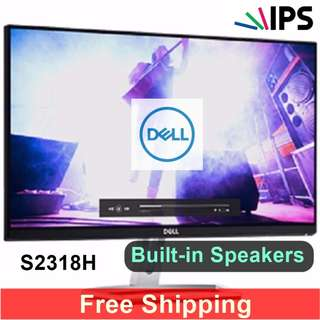 "(Free Shipping) BNIB DELL S2318H 23"" Full HD IPS LED Monitor"