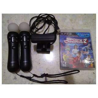 PS Move And Sport Champions 2