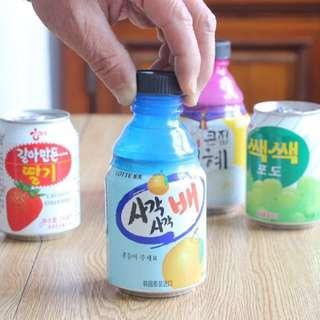 [全新New]汽水罐防塵蓋 密封蓋 10蚊有3個