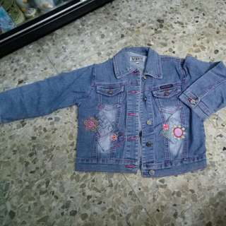 Denim Jacket(Free Postage)
