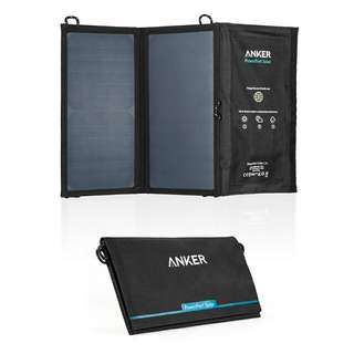 ANKER PowerPort Solar Lite 2 Ports Charge with the power of the sun