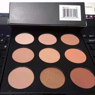 Morphe 9N THE NATURALLY BLUSHED PALETTE BRAND NEW AUTHENTIC (NO OFFERS)