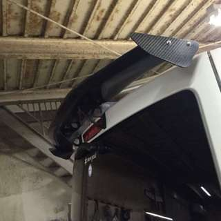 GT wings for sale for Hiace and NV350
