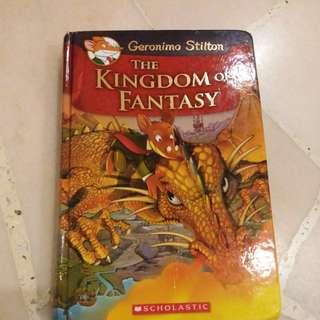 The kingdom of fantasy Geronimo Stilton