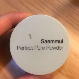 THE SAEM PORE POWDER
