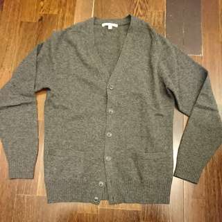 UNIQLO wool cardigan (Size M)