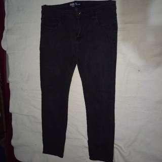 Black Maong Pants