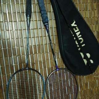 racket yonex n carlton