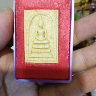 Thai Amulet from temple wat rang kang