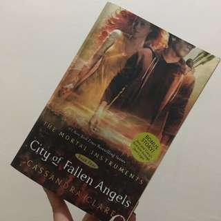 Mortal Instruments 4: City of Fallen Angels
