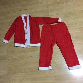 Kid's Santa Claus costume
