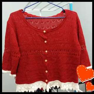 Knitted Sweater Outwear