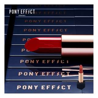 🆕 Pony Effect ♦️♦️ Outfit Lipstick Midnight Run 3.5g
