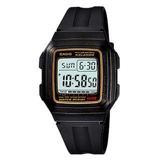 Casio Standard Digital Watch F201WA-9A - 100% Genuine and Brand New Casio Watch