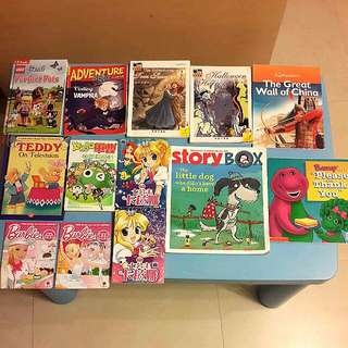 兒童故事書 中英讀物 Children books Story Books