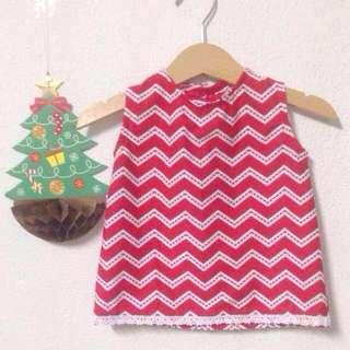 🆕RILEY BABY GIRL'S DRESS for (newborn - 6 months)