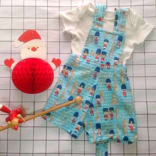 🆕GILBERT BABY BOY'S OVERALL for (6 months - 12 months)