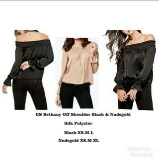 GS Bethany off shoulder