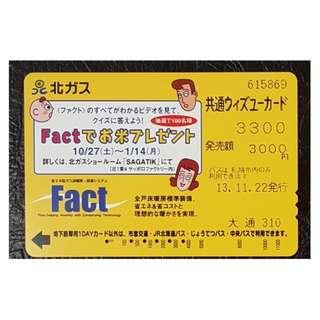 (H62) - 日本 火車 地鐵 日本車票 MTR TRAIN TICKET , $10 包郵