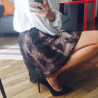NEW Lace Skirt