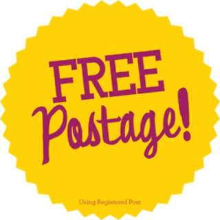Free postage (t&c apply- read description)