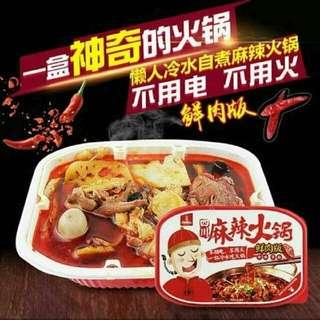 巴蜀懒人火锅牛肉版