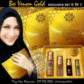 Bee venom gold 5in1